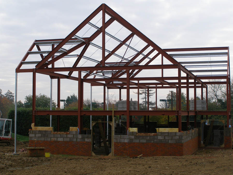 Steel structural design by RWA Consultancy